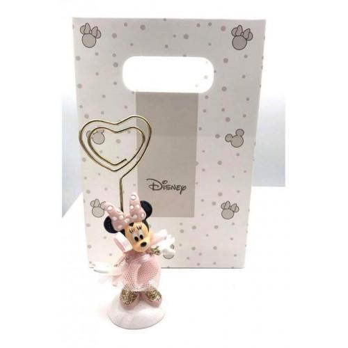 Minnie ballerina con clip