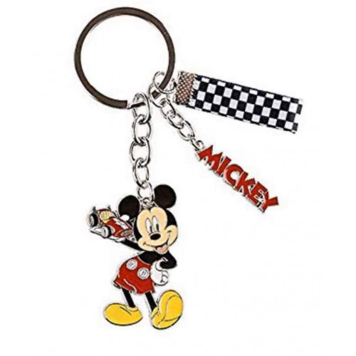 Portachiavi Mickey pilota