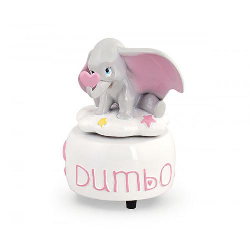 Carillon Dumbo rosa